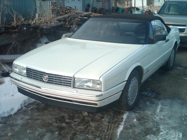 1990 Cadillac Allante Convertible